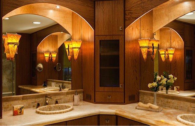Portfolio bathrooms san diego interior design award for Award winning bathroom designs
