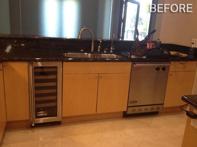before-kitchen-update-condo